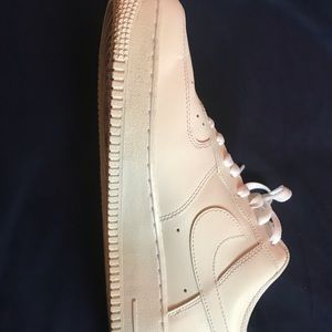 Airforce 1's size 11